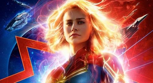 """VO/VF : Gagnez vos places de cinéma pour le film """"Captain Marvel"""" !"""
