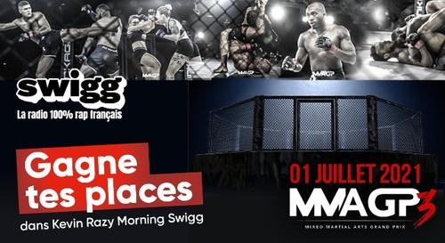 Gagne tes places pour le MMA Grand Prix 3