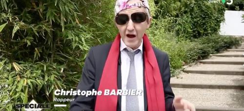 Vidéo : un célèbre journaliste se met au rap ! ( et ce n'est pas...