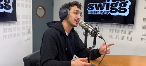 """Younès : """"Si je n'étais pas rappeur, je n'aurais plus de réseaux..."""