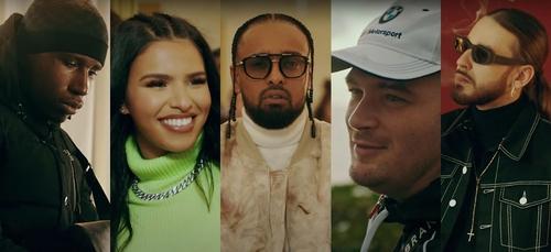 """Alonzo dévoile son clip """"Capo"""" avec de nombreux rappeurs français..."""