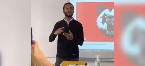 Un prof de philo rappe son cours et fait le buzz (vidéo)