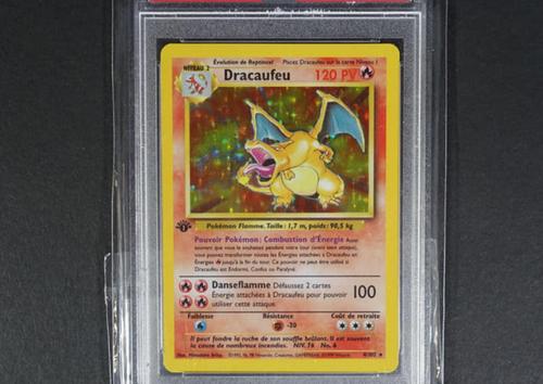 Une carte Pokémon vendue plus de 11 000 euros, un record en France...