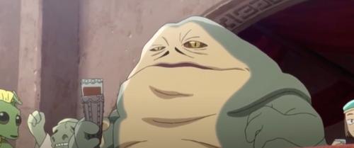 Star Wars : les toutes premières images du manga animé (vidéo)