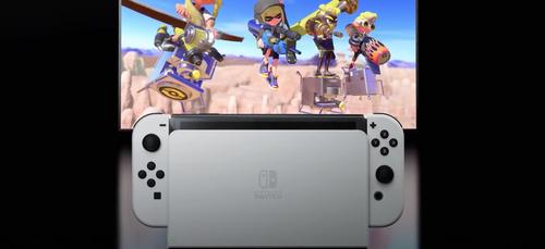 Nintendo dévoile sa nouvelle Switch OLED avec peu de changements