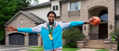 Chicago : le manoir de l'ex-star NBA Scottie Pippen est ouvert à la...
