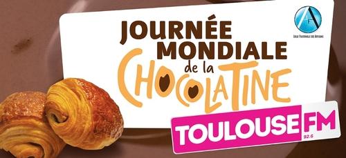 JOURNÉE MONDIALE DE LA CHOCOLATINE