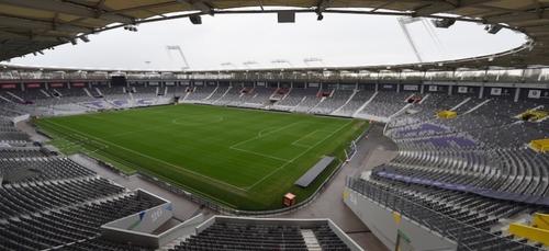 Coupe du Monde de rugby : les All-Blacks à Toulouse