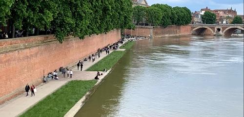 Lutte contre la COVID-19 : fermeture de certains secteurs de Toulouse