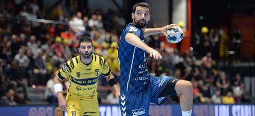 Opération tous ensemble pour la qualif avec le Fénix Toulouse Handball