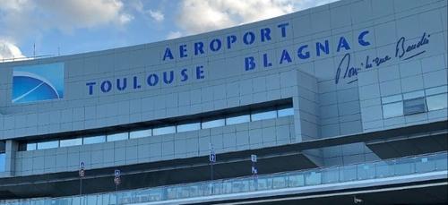 Covid-19 : le trafic passagers en baisse de 67 % à l'aéroport de...