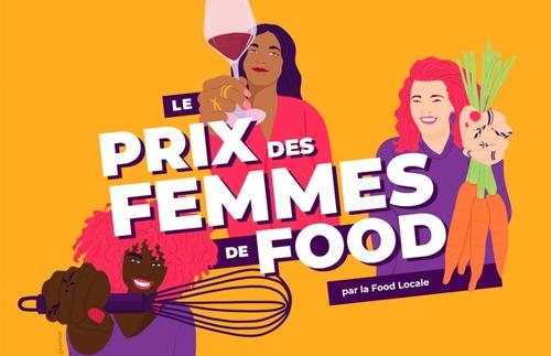 PRIX FEMMES DE FOOD
