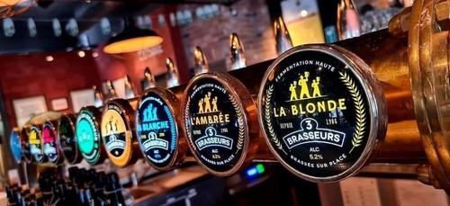 Grande braderie de bières près de Toulouse, vendredi et samedi :...