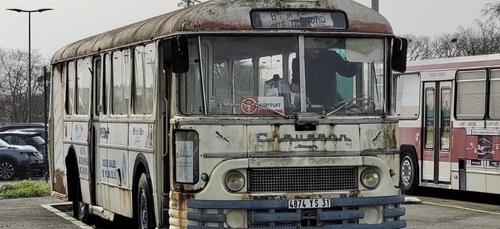 Après 44 ans d'absence, un bus collector Chausson est de retour à...