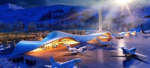 L'Andorre veut construire un aéroport international à 2 000 m...