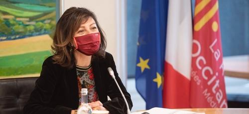 La santé reste une priorité pour Carole Delga présidente de la...