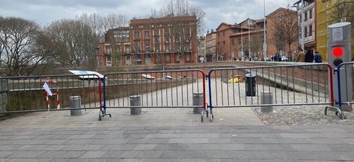 À Toulouse, les berges de la Garonne vont-elles une nouvelle fois...