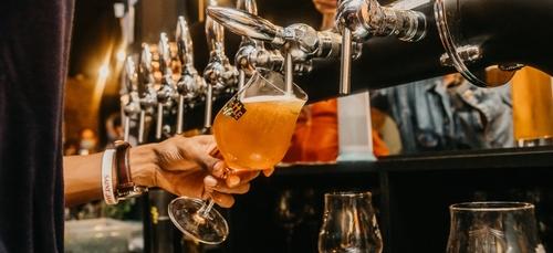 """Opération """"anti-gaspi"""" : plus de 1000 litres de bières à sauver à..."""