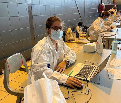 Ouvert 7 jours sur 7, le vaccinodrome de Toulouse recrute des...