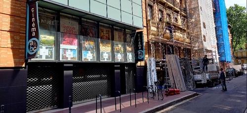 Cinés, bars, restaurants, à Toulouse les derniers préparatifs avant...