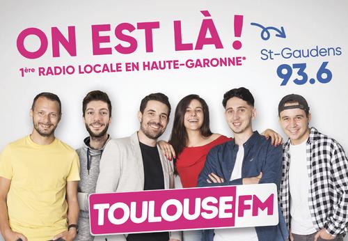 TOULOUSE FM À ST-GAUDENS !