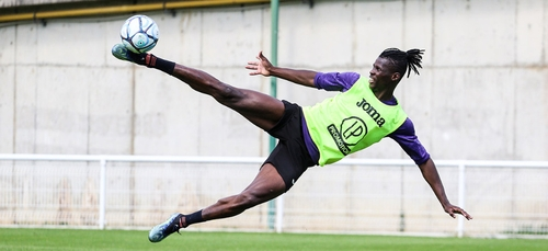 Le Toulouse Football Club n'a plus que deux marches à franchir pour...