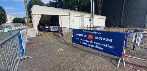 Alors que le Hall 7 ouvre à Toulouse, un appel à la vaccination...
