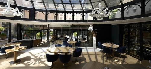 Nouveau décor et nouvelle ambiance pour ce resto étoilé dans le...