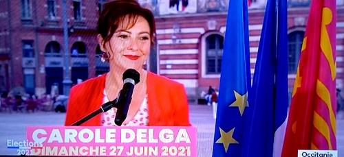 Régionales. Carole Delga réélue présidente de l'Occitanie, la plus...