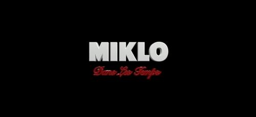 MIKLO - Dans les temps