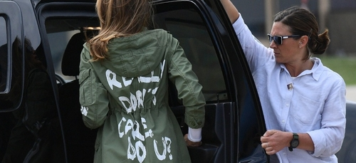 Une fois de plus, la famille Trump fait parler d'elle !