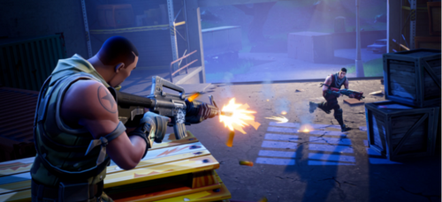"""Fortnite, nommé """"jeu ultime de l'année 2018"""" !"""