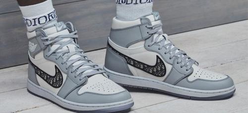 Dior x Jordan : une paire, vendue à 120 millions d'euros !