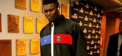 PSG x Jordan : la NBA dévoile sa nouvelle collection ! [PHOTO]