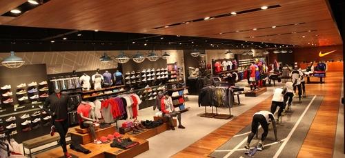 Nike : les livraisons internationales sont terminées !