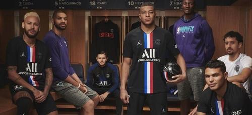 PSG x Jordan : le quatrième maillot parisien dévoilé ! [PHOTO]