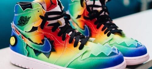 Jordan x J.Balvin : la nouvelle collab révélée au Superbowl [PHOTO]
