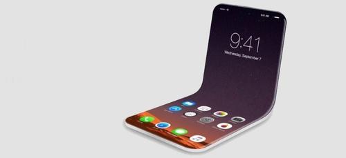 Apple : un iPhone à écran pliable sans la moindre marque ?