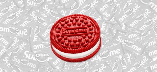 Oreo x Supreme : les gâteaux se vendent à 17 000 dollars !