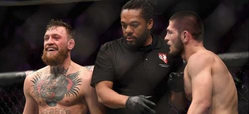 Conor McGregor et Khabib Nurmagomedov : ils se clashent sur les...
