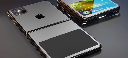 Un iPhone à clapet : le futur de la marque ? [VIDEO]