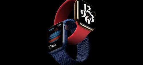 Apple dévoile deux nouvelles Apple Watch et un iPad Air !