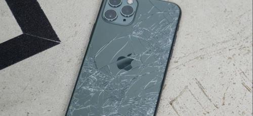 Apple : un écran qui réparerait lui-même les fissures?