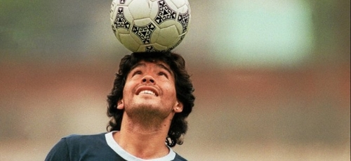 Diego Maradona : la  légende du football est décédé