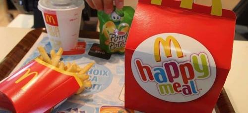 McDonald's France retire ses jouets des « Happy Meals » ?