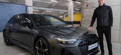 Audi : Les voitures de Benzema, Zidane et Varane mises en vente !