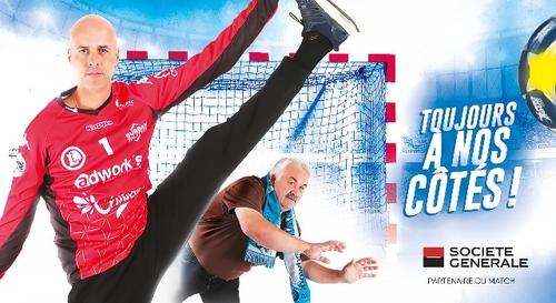 Gagnez vos places pour Saran Loiret Handball - Grand Nancy...