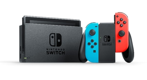 Gagnez votre Nintendo Switch dans l'Équipe du Matin !