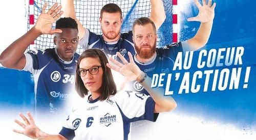 Gagnez vos places pour Saran Loiret Handball - Strasbourg...