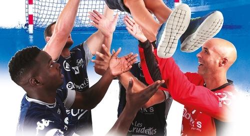 Gagnez vos places pour le match Saran Loiret Handball - Grenoble